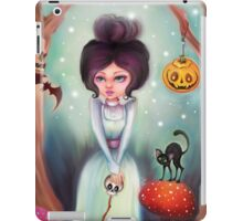 Halloween Friends in the Forest iPad Case/Skin