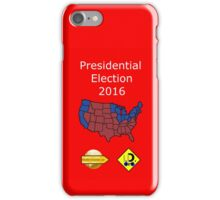 2016 Presidential Election iPhone Case/Skin
