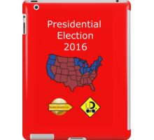2016 Presidential Election iPad Case/Skin
