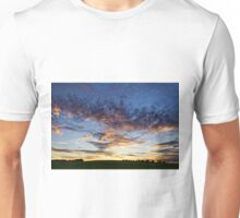Twilight, Wiltshire, United Kingdom. Unisex T-Shirt