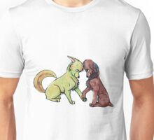 Katniss and Peeta Unisex T-Shirt