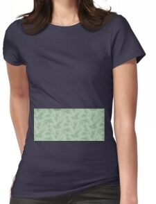 pastel tones Womens Fitted T-Shirt
