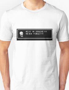 Papyrus Quotes - Undertale Unisex T-Shirt