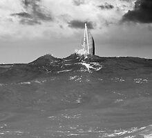 High Waves by M. van Oostrum