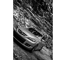 Mazdaspeed3 Photographic Print