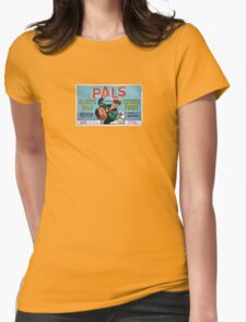 Glens Special PALS Fruit Label Womens T-Shirt