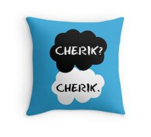 Cherik - TFIOS Throw Pillow