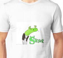 Shnek - A Tiny Snek Comic Unisex T-Shirt