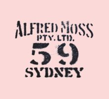 Alfred Moss Pty Ltd 59 Sydney by lupawereva
