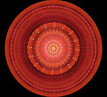 Mandala of love by MartinCapek