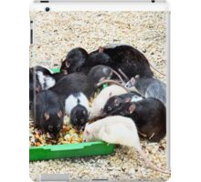 Rat Feast iPad Case/Skin