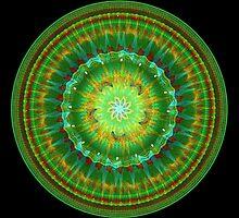 Mandala Of Life by MartinCapek