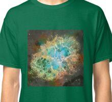 Crab Nebula - Watercolour Classic T-Shirt