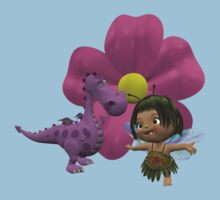 Blossom and the Dragon by Declan Carr