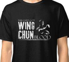 IP Man Wing Chun T-Shirt Classic T-Shirt