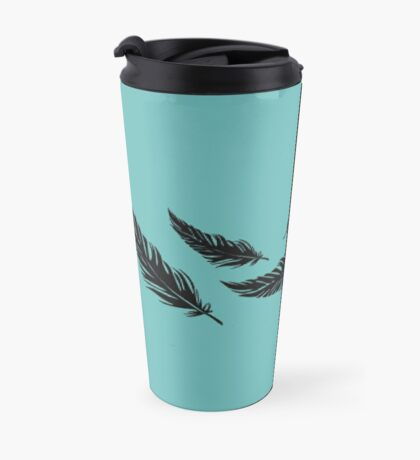 PLUMA/ FEATHER Travel Mug