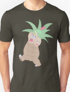 Exeggutor and Natu Unisex T-Shirt