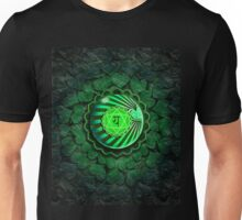 Heart Chakra (Background) Unisex T-Shirt