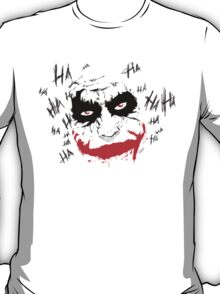 Joker - Ha Ha Ha T-Shirt