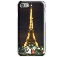 Eiffel Tower Art iPhone Case/Skin