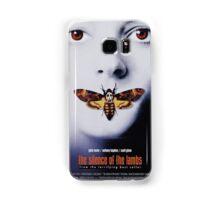 Silence of The Lambs Samsung Galaxy Case/Skin