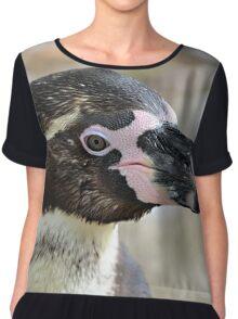 Penguin 5 Chiffon Top