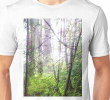 Pacific Coastal Forest Unisex T-Shirt