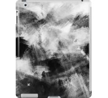 Abstract Charcoal iPad Case/Skin