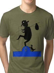 Persona- Fool Arcana Tri-blend T-Shirt