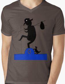 Persona- Fool Arcana Mens V-Neck T-Shirt