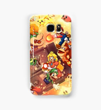 Geek Gamer  Samsung Galaxy Case/Skin