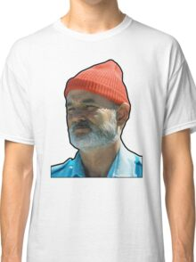 Bill Murray as Steve Sizzou  Classic T-Shirt