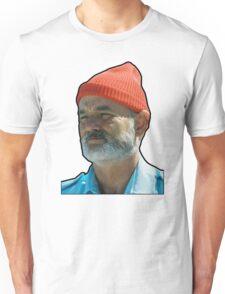 Bill Murray as Steve Sizzou  Unisex T-Shirt