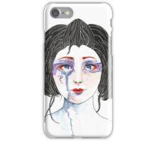 Crying Geisha iPhone Case/Skin