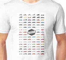 AMERICAN AUTOS Unisex T-Shirt
