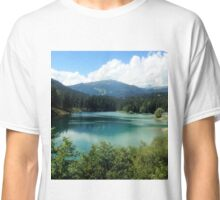 Oh, the mountains are calling Classic T-Shirt
