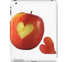 I Love Apples iPad Case/Skin