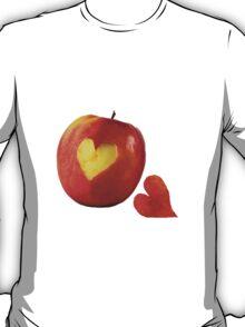 I Love Apples T-Shirt