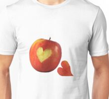 I Love Apples Unisex T-Shirt