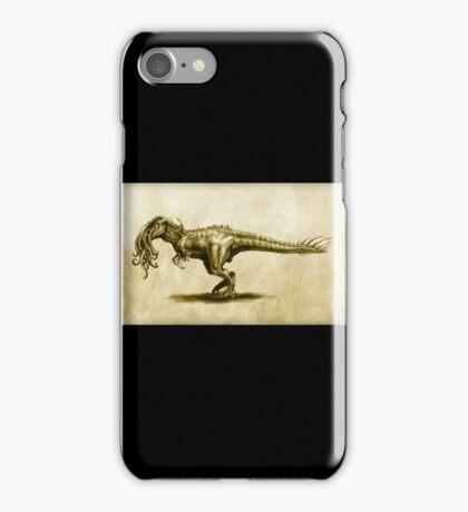 Dinosaur Cthulhu iPhone Case/Skin