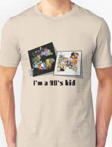 I'm a 90's kid Unisex T-Shirt