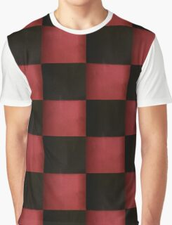 The red and The black  Graphic T-Shirt