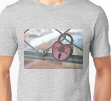 Love Lock Unisex T-Shirt