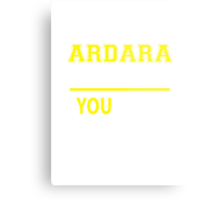 It's An ARDARA thing, you wouldn't understand !! Metal Print