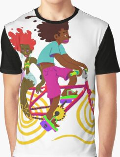 Bahia Bike Ride Graphic T-Shirt