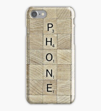 Phone Game iPhone Case/Skin