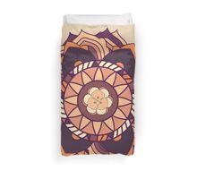 Rose Mandala Duvet Cover