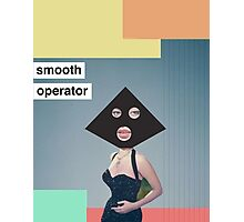 smooth operator Photographic Print