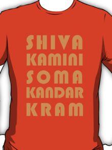 Shivakamini Somakandarkram #2 T-Shirt
