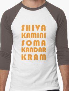 Shivakamini Somakandarkram #2 Men's Baseball ¾ T-Shirt